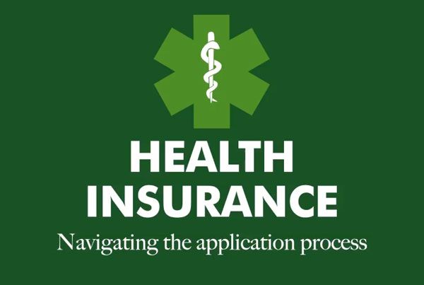 Health Insurance Motion Graphic
