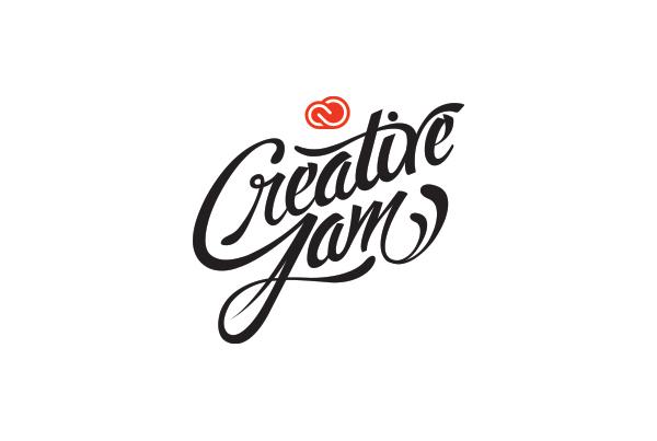 Adobe creative jam logo image