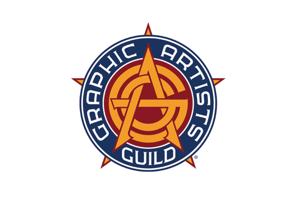 Graphic artists guild logo image
