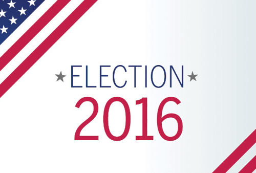 2016 Presidential Election Results Motion Graphic