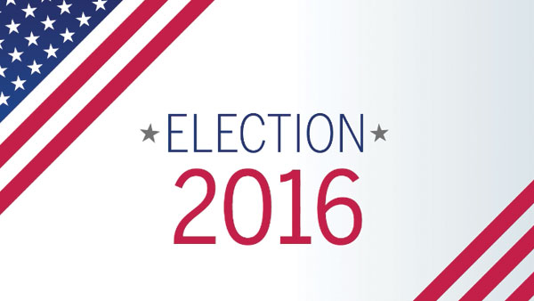 2016 Presidential Election Motion Graphic
