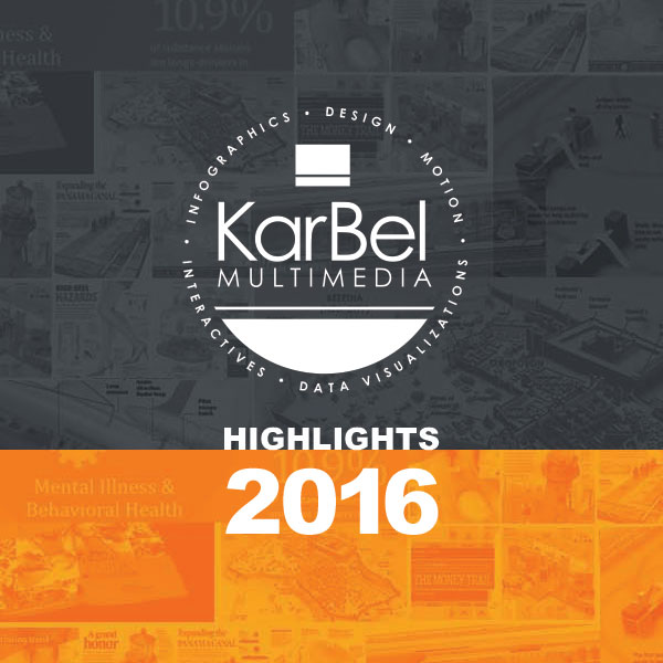 2016 infographic design highlights
